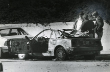 FILE  |  The Salt Lake Tribune Mark Hofmann was seriously injured Oct. 16, 1985, when a bomb exploded in his car.