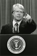 Jimmy Carter. Salt Lake Tribune Library