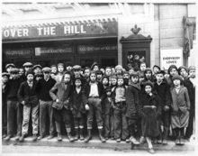 Children standing outside a theater, ca. 1930. Courtesy Minnesota Historical Society