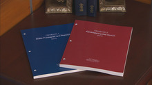 Books 1 and 2 of the LDS Church's Handbook of Instructions. Book 2 is now available online. Courtesy The Church of Jesus Christ of Latter-Day Saints