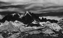 Carolyn Guild's images of the Western landscapes will be displayed at the Kimball Art Center where the black-and-white photography of Ansel Adams is also on exhibit