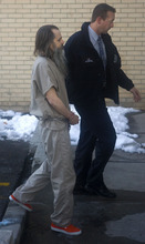 Al Hartmann  |  The Salt Lake Tribune  A prison psychologist testified Thursday that he believes Brian David Mitchell is a paranoid schizophrenic who believes he was divinely appointed to play a significant role at the end of the world and would fight the antichrist.