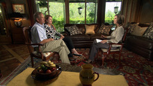 Ed and Lois Smart are interviewed by NBC Natalie Morales. Credit: NBC