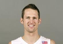 Stephen Rogers, BYU men's basketball 2010-2011.
