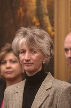 FILE PHOTO | The Salt Lake Tribune Dianne Nielson has retired after three years as Gov. Gary Herbert's energy adviser. Prior to that she served for many years as the state director of Environmental Quality.