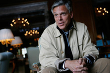 FRANCISCO KJOLSETH | Tribune File Photo Former Utah Gov. Jon Huntsman Jr., outgoing U.S. ambassador to China, is expected to test the waters for a presidential bid.