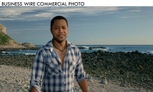 Cuba Gooding Jr. is featured in Groupon's first national offline advertising campaign. (Photo: Business Wire)