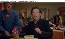 Timothy Hutton is featured in Groupon's first national offline advertising campaign. (Photo: Business Wire)