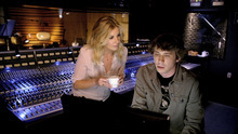 In this screen shot provided by TeleFlora, Faith Hill and actor, Kevin Manwarren are seen in Teleflora's commercial,