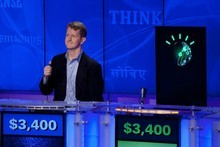 Watson, the IBM machine, ran away with the three-day, two-game showdown with former Utahn Ken Jennings (who won 74-straight days on the quiz show) and Brad Rutter (who is the game's biggest money-winner with more then $3 million).