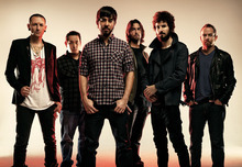 Linkin Park performs Friday night at EnergySolutions Arena.