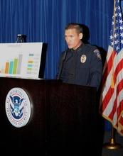 Courtesy U.S. Immigration and Customs Enforcement South Salt Lake Police Chief Chris Snyder says,