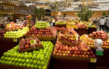STEVE GRIFFIN  |  Tribune file photo Fresh fruit and vegetables in the garden section of the Smith's Food and Drug in the Avenues of Salt Lake City. Senators approved a bill to restore the full state sales tax on food, but the bill hasn't seen any action in the House.