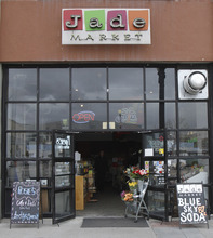 Rick Egan      The Salt Lake Tribune  Rosie's Deli  is inside the Jade Market on 200 South in Salt Lake City.