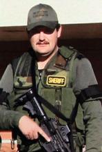 Courtesy Kan County Sheriff's Office Brian Harris