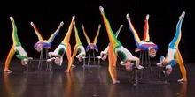 Paul Fraughton  |  The Salt Lake Tribune Ririe-Woodbury dancers perform works of Alwin Nikolais.