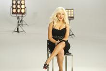 Christina Aguilera is a coach on
