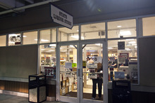 The Utah State Liquor Store at 402 6th Ave. in Salt Lake City. A proposal by Rep. Ryan Wilcox would shift retail sales of alcohol to private stores. CHRIS DETRICK | Tribune File Photo
