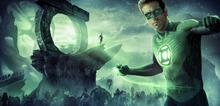 Hal Jordan (Ryan Reynolds) becomes