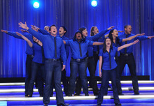 GLEE: The Glee Club performs
