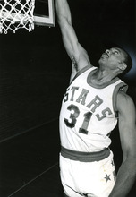 Tribune archives Utah Stars player Willie Wise was part of the Stars 1971 ABA championship team.