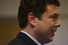 CHRIS DETRICK | Tribune File Photo Rep. Jason Chaffetz.