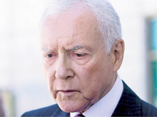 File Photo | The Salt Lake Tribune Sen. Orrin Hatch, R-Utah