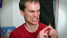 John Roberts in a scene from the YouTube series