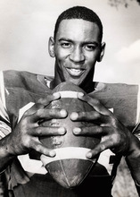 Marv Fleming, Utah tight end, appeared in five of the first eight Super Bowls -- for Green Bay and Miami. Tribune File Photo