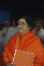 Amma Karunamayi will visit Utah as part of her worldwide education efforts on meditation and blessings. Courtesy photo