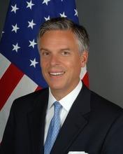 Former Utah Gov. Jon Huntsman Jr.