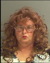 Courtesy Salt Lake County jail Teresa Bassett