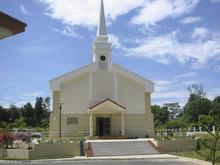 Kota Kinabalu Branch Chapel in Kota Kinabalu, East Malaysia. Courtesy Photo