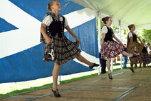 Chris Detrick | The Salt Lake Tribune  Abby Colemere, 11, of Sandy, dances the
