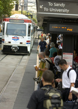 Al Hartmann  |  The Salt Lake Tribune   Because many jobs aren't downtown anymore, the best transit systems move people to emerging suburban job centers, the Brrookings study said.