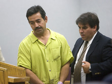 Al Hartmann  |  The Salt Lake Tribune Rogelio Melgar, in court with an interpreter on Tuesday, was freed from the Utah County Jail Wednesday.