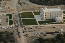 Trent Nelson  |  Tribune file photo Aerial views of the FLDS