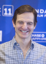 Steve Griffin     The Salt Lake Tribune   William Mopother arrives at the Sundance premiere of