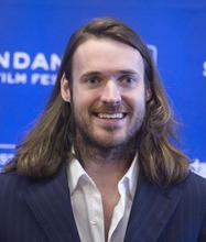 Steve Griffin     The Salt Lake Tribune   Mike Cahill arrives at the Sundance premiere of