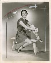 Salt Lake Tribune file photo  The original caption on this 1950 photo says: