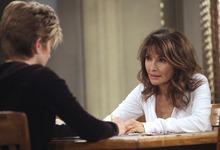 Cady McClain (Dixie) and Susan Lucci (Erica) star on ABC Daytime's