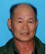 Courtesy Denver Post The remains of Hae C. Park, 65, are believed to be the ones found in April 2011 in Grand County.