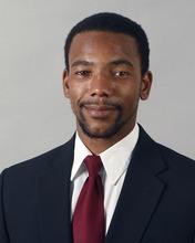 Keith McGill, September 4, 2011, in Salt Lake City Utah.   Photo by Tom Smart/University of Utah Sports Information