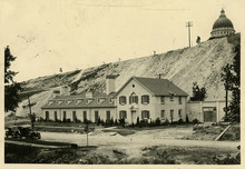 Salt Lake Tribune file photo  Memorial House is seen in this undated photo from the early 1900s.