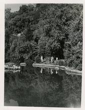 Salt Lake Tribune file photo  People enjoy Memory Grove in this 1941 photo.