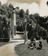 Salt Lake Tribune file photo  People enjoy Memory Grove in this undated photo.