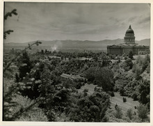 Salt Lake Tribune file photo  A view of Memory Grove is seen in this undated photo.