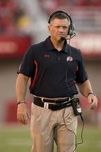 Trent Nelson  |  The Salt Lake Tribune  Coach Kyle Whittingham described USC as