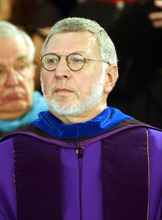Tribune file photo Michael Bassis, 16th President of  Westminster  College, has announced his plans to retire.