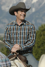 Actor Ty Burrell, co-star of ABC comedy,